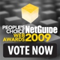 Please Vote for GrownUps in this year's NetGuide People's Choice Awards